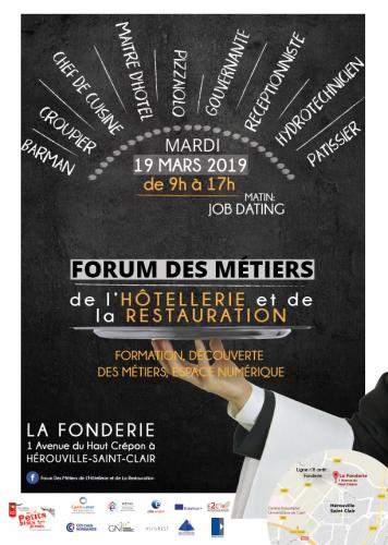 Forum des métiers de l'hôtellerie et de la restauration