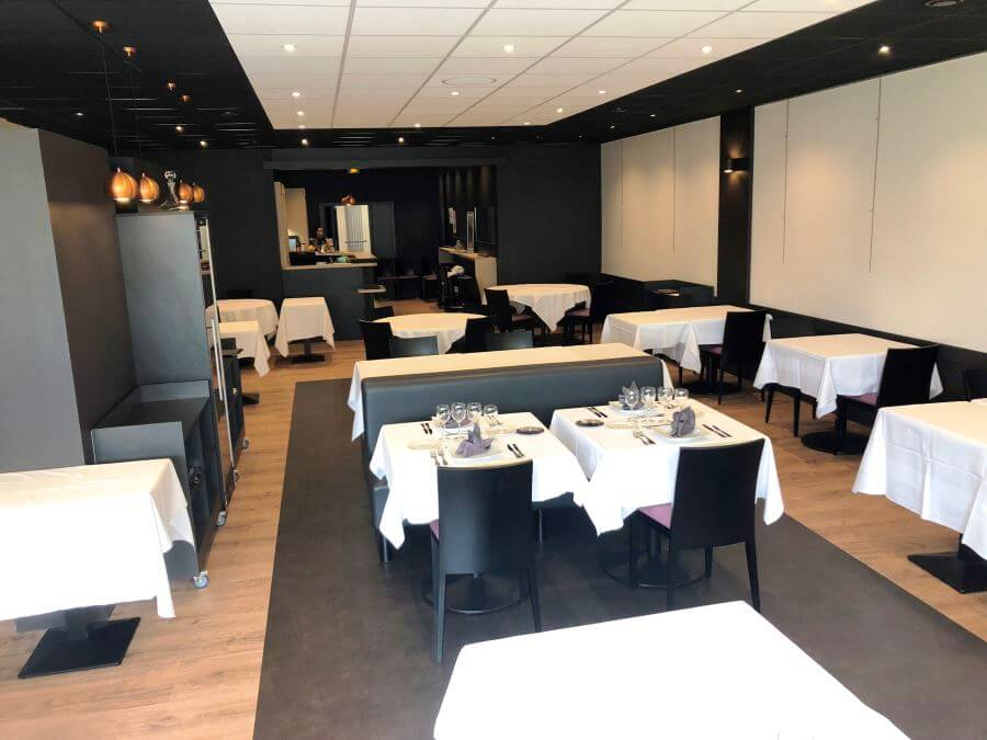 Apprentissage restaurant d'application ICEP-CFA Caen bon plan resto Caen
