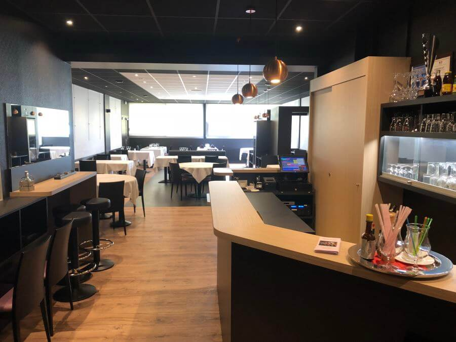 Apprentissage restaurant d'application ICEP-CFA Caen bon plan resto Caen bar